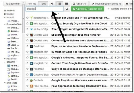 Lecteur RSS commafeed vraiment, vraiment très bien | Geeks | Scoop.it