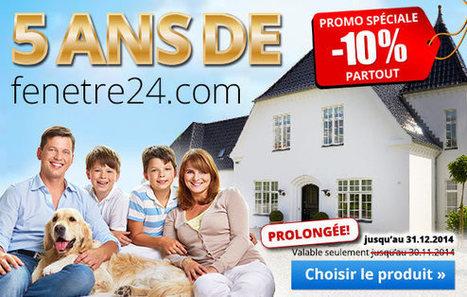 Fenêtre pas chère à acheter en ligne » fenetre24.com | Fsi | Scoop.it
