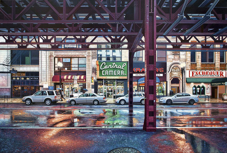 Amazing Photorealistic Paintings by Nathan Walsh | VIM | Scoop.it