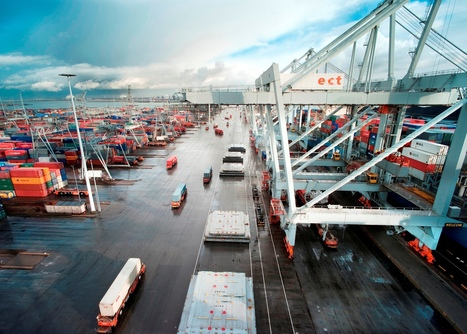 Port Strategy - Congestion concerns at European ports | Port Technology News | Scoop.it