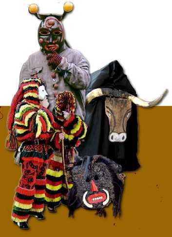 Máscaras Ibericas | Artevisão | Scoop.it