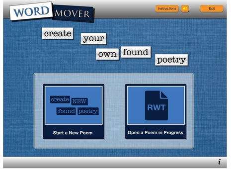 WordMover | Teaching and Learning English through Technology | Scoop.it