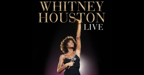 "WHITNEY HOUSTON LIVE : Her Greatest Performances"" • New album out 07.11.2014 #Legacy 