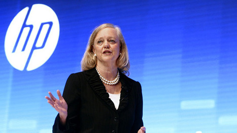 At HP, Meg Whitman Wants People to Show Up for Work | Management | Scoop.it