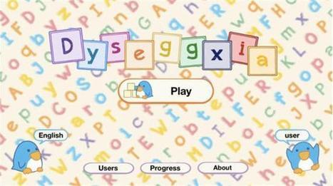 Dyseggxia, la aplicación móvil que ayuda a los afectados por dislexia | La dislèxia en els infants | Scoop.it
