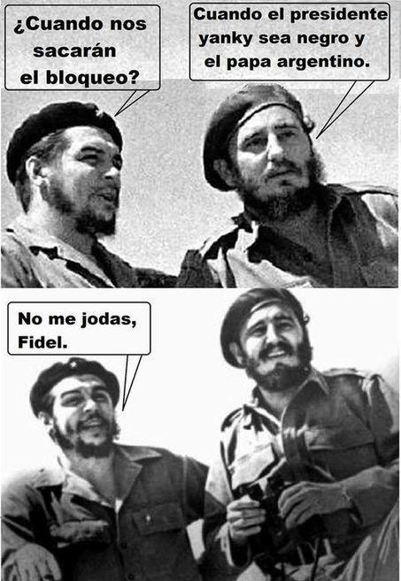 L'invérifiable déclaration prophétique de Fidel Castro sur Obama et le pape François | Archivance - Miscellanées | Scoop.it