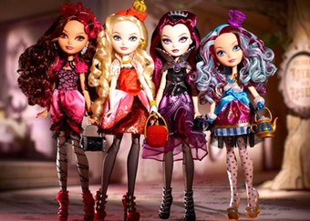 Ever After High Dolls | Hot Christmas Toys 2013 | movies and gaming and shows | Scoop.it