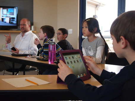 Blended Learning: Strategies for Engagement | Into the Driver's Seat | Scoop.it