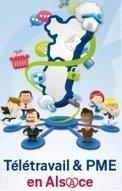 Télétravail: conférences-débats les 25 et 26 mars 2013 - Direccte | Télétravail et gestion d'entreprise | Scoop.it