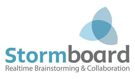 Stormboard: Brainstorming e mappe mentali in html5 | Mappe e schemi mentali | Scoop.it