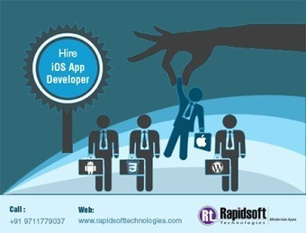 Hire iOS App Developers at Affordable Cost | Mobile App Development & Web Application Development Company USA | Scoop.it