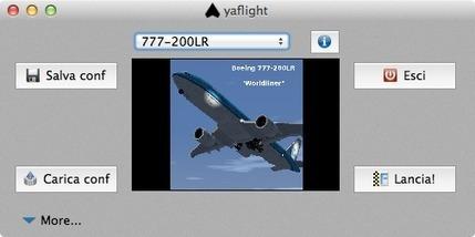 Yet Another FlightGear Launch Control | YaFlight | Scoop.it