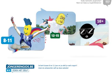 Jongerengids.be | Info Mediawijsheid leerkracht: Mediawijsheid PO | Scoop.it