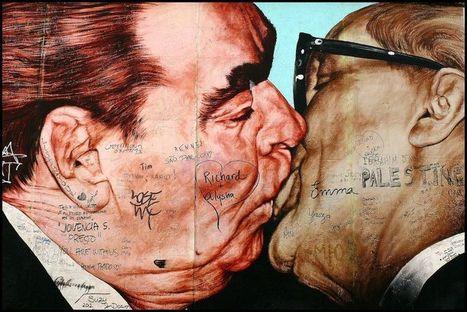 Berlin streetart: East Side Gallery   I Love Street Art   Scoop.it