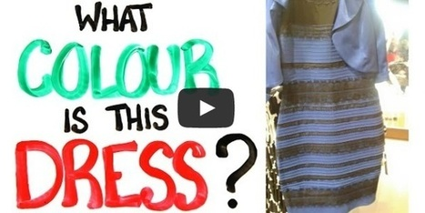 What Colour Is This Dress? (SOLVED with SCIENCE) | ahlifikircom | Scoop.it