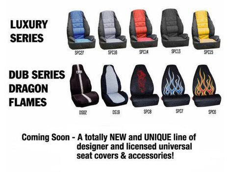 Get Best Fabric Custom Made Car Seat Covers | Custom Car Needs | Scoop.it