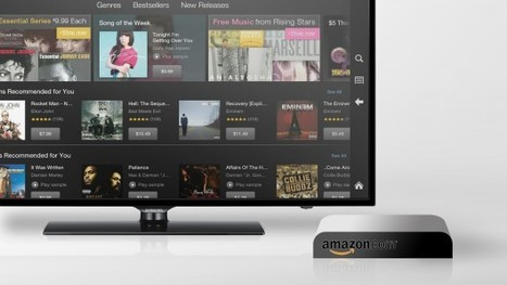 Amazon preparing Apple TV competitor to launch in coming months | New IT use cases | Scoop.it