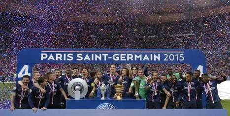 Le triplé Coupe - Ligue - Championnat du PSG est-il si historique ?   Bazar citoyen   Scoop.it