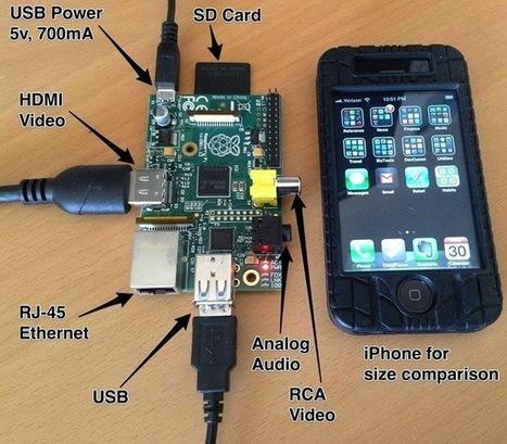 Raspberry pi iphone. ~ Electrical Engineering Pics | Raspberry pi | Scoop.it
