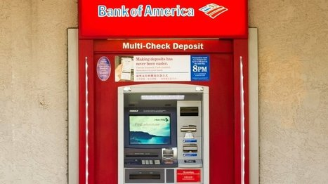 Bank Of America Cardless ATM Technology With Android Pay | Mobile Payments and Mobile Wallets | Scoop.it