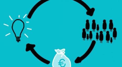 Les plateformes de financement participatif ou crowdfunding : léger repli ou tendance de fond ? | Crowdfunding, finance, économie collaborative | Scoop.it