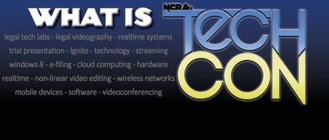 National Court Reporters Association | legal video | Scoop.it