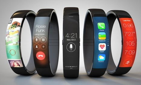 iWatch is set to watch over your health | World News | Scoop.it