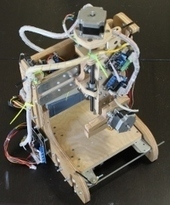 Build Your Own CNC Router, CNC Machine, or 3D Printer | Around MAterials | Scoop.it