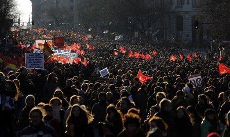 Espanja: Mellakoita Madridissa - sadat tuhannet kaduilla ympäri maata | 15M Suomi | Scoop.it