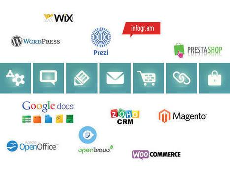 El software gratuito que más utilizan los emprendedores   Grow Social Net   Scoop.it