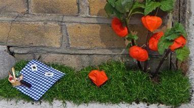 Pothole Gardens: Join the Smallest Picnic Ever Prepared | Serendipity Café | Scoop.it