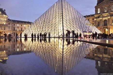 Parigi riflessa nell'acqua nelle foto di Joanna Lemańska | Architettura, design, arredamento: le case più belle - LIVING INSIDE | Scoop.it
