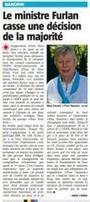 Le ministre Furlan casse une décision de la majorité Article dans le Journal La Meuse | Blog de Nandrin | Scoop.it