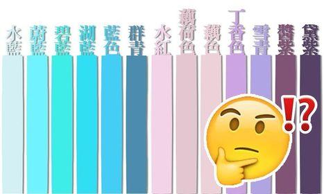 Tiffany Blue的中文是甚麼? Pantone色 的84個中文名字! | 生活 | 新假期 | 傳譯筆記 | Scoop.it