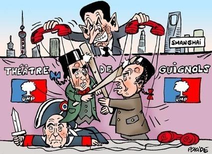Imbroglio à l'UMP : Sarkozy intervient ...et cela en faveur de François | Le monde est flou | Scoop.it