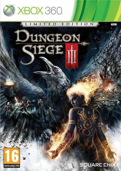 Dungeon Siege III: Limited Edition (Xbox 360) | Buy PS4 Video Games United Kingdom | Scoop.it