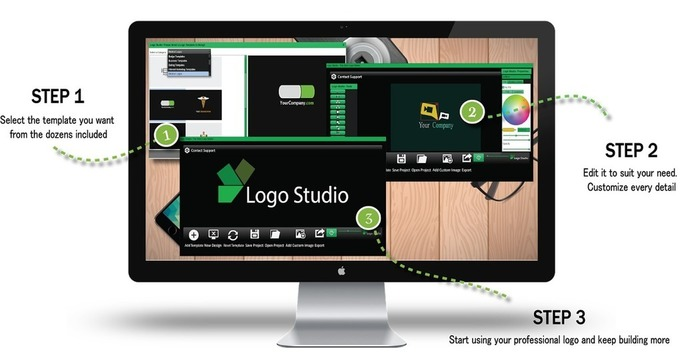 [GIVEAWAY] Logo Studio PRO [The Best Logo Creation Software Ever Designed] | Free Giveaways - Best Site to Save You Money