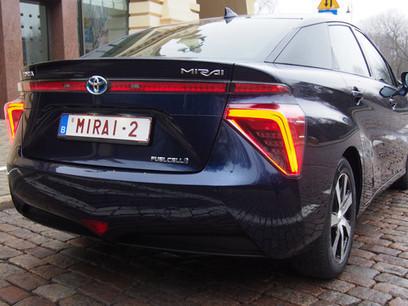 Toyota Mirai zadebiutowała w Kanadzie | hybrid engines | Scoop.it