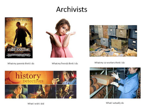 What Archivists Do | Flickr - Photo Sharing! | The Information Professional | Scoop.it
