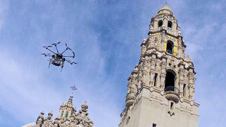 'Eye in the sky' drones flying in San Diego County | current events | Scoop.it