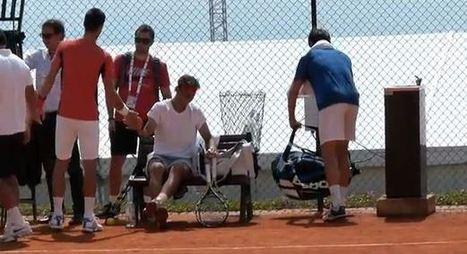 Monte Carlo 2013 : Djokovic vs Nadal, le calme avant la tempête - PKTennis | PK Tennis News | Scoop.it
