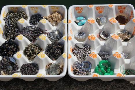 Ideas geniales para el reciclaje de cartones de huevos   Noticias de ecologia y medio ambiente   Mi mundo verde   Scoop.it