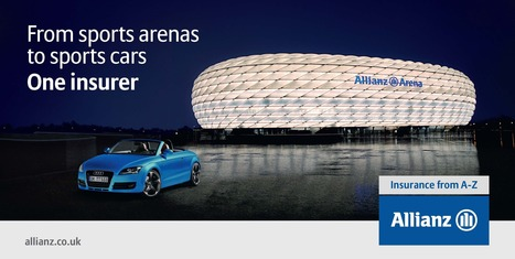 Allianz launches UK advertising campaign to 'make the brand a household name' - The Drum | Allianz in the UK | Scoop.it