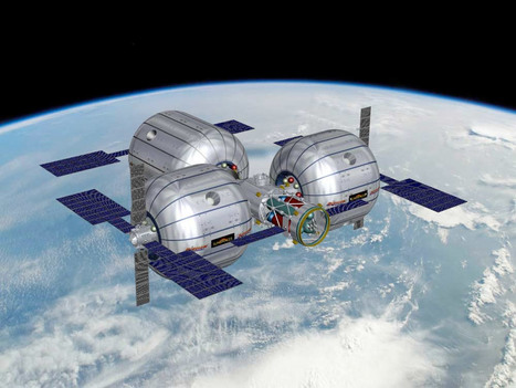 ISS : Beam, le nouveau module gonflable signé Bigelow Aerospace | Space matters | Scoop.it