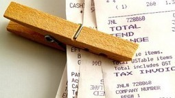 Keep Your Receipts Organised for Tax Time Using These 5 Steps   Hire Virtual Assistants and Remote Staff   Scoop.it