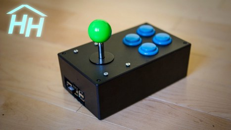 Portable Arcade Console #piday #raspberrypi @Raspberry_Pi | [OH]-NEWS | Scoop.it