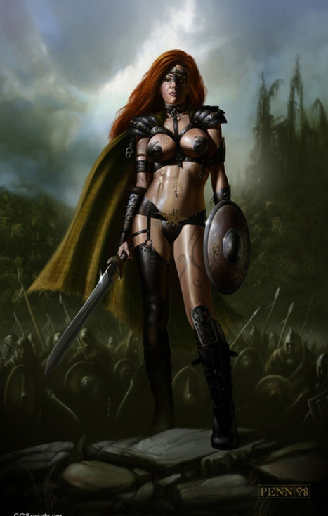 Meet Boudicca, England's First Warrior Queen #ASMSG | International Baccalaureate Program | Scoop.it