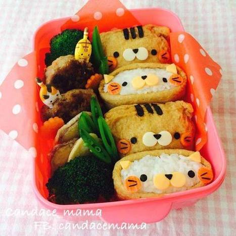 #Bento&co - And it's time for a cute #Kyaraben! | What makes Japan unique | Scoop.it