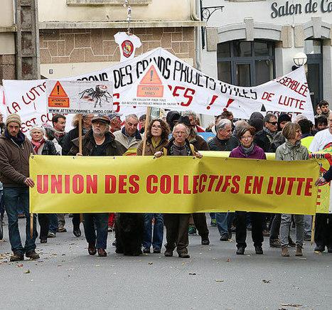 Collectifs en lutte.  2.000 personnes mobilisées | Revue de presse du Groupe Mammalogique Breton | Scoop.it