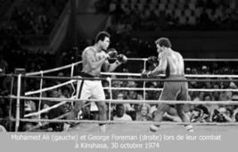 Le 40ème anniversaire du combat Ali-Foreman commémoré samedi à Kinshasa   CONGOPOSITIF   Scoop.it